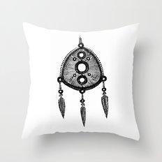 amulet Throw Pillow