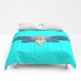 Flying Cicada Comforters