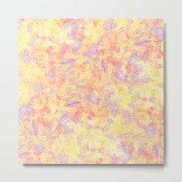 Abstract Tie Dye #9 Metal Print