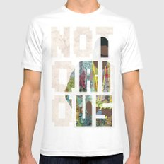 The Notorious White Mens Fitted Tee MEDIUM