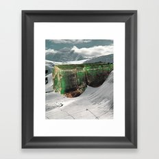 From Here On In Framed Art Print