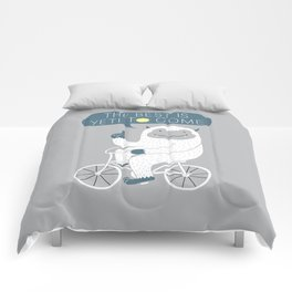 The Best is Yeti to Come Comforters