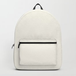 Alabaster White - Solid Color Collection Backpack