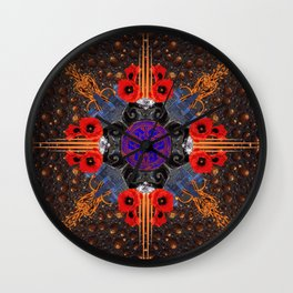 Forever Wall Clock
