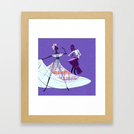 Creole Framed Art Print