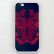 Tropical Rorschach iPhone & iPod Skin