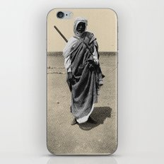 Service in Egypt iPhone & iPod Skin