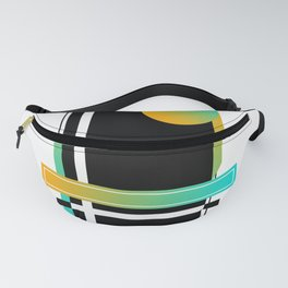 Portable Head Fanny Pack