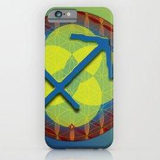 Flower of Life SAGITTARIUS Astrology Design iPhone 6s Slim Case