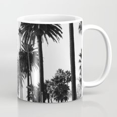 Los Angeles Black and White Mug