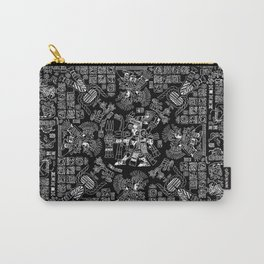 Mayan Spring B&W II Carry-All Pouch