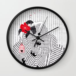 Lost Love Wall Clock