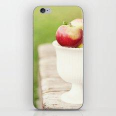 Sweet Harvest iPhone & iPod Skin