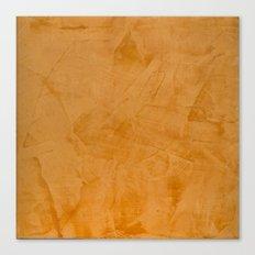 Orange Home Decor Accessories Canvas Print