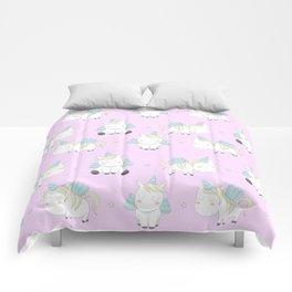 Pegacorn - Pink Comforters