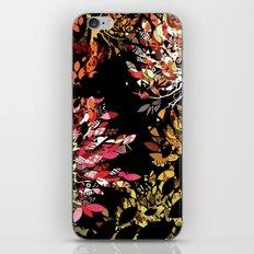 Collage pattern II iPhone & iPod Skin