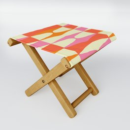 Zaha Sixties Folding Stool