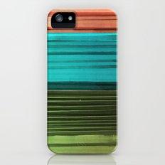 I Want Stripes iPhone SE Slim Case