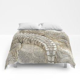 Crocodiles Comforters