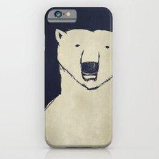 Polar Bear - Stars Up Above iPhone 6s Slim Case