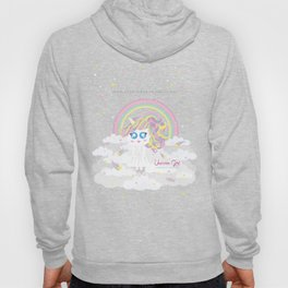 Unicorn Girl Hoody