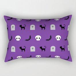 Halloween Pattern 2 Rectangular Pillow