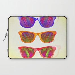 Sunglasses In Paradise Laptop Sleeve