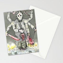 God of the Lake Stationery Cards