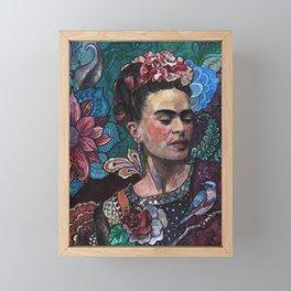 Frida Kahlo - 1 Framed Mini Art Print