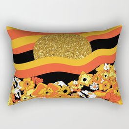 Mr. Sun Rectangular Pillow