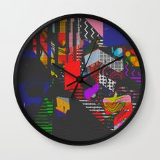 Colorblind Wall Clock