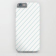 Blue Stripe iPhone 6s Slim Case