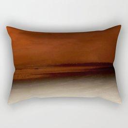 Costa Rica: Tamarindo Beach Rectangular Pillow