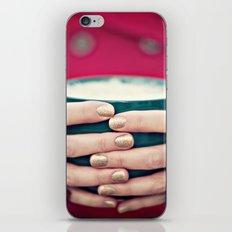 christmas cocoa iPhone & iPod Skin