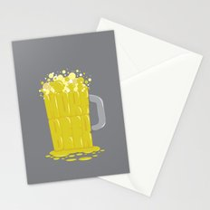 More Beer Stationery Cards