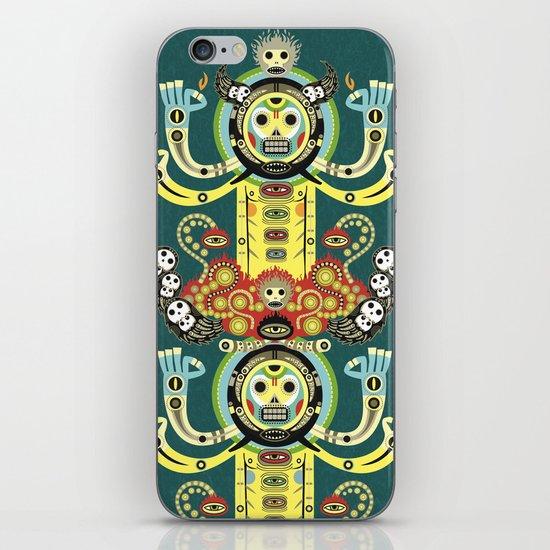 The Gate-Totem iPhone & iPod Skin