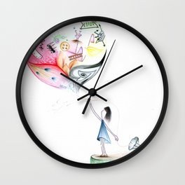 Naturah Wall Clock