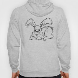 Hip Hop :: A Bunny Rabbit Hoody
