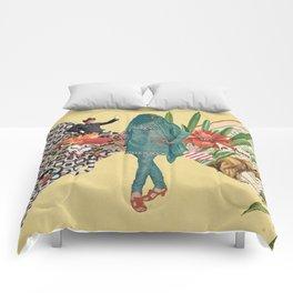 Baghdad nights Comforters