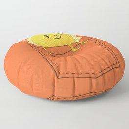 Pocketful of sunshine Floor Pillow
