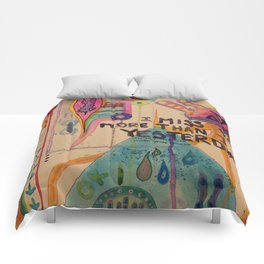 Forgetful Comforters