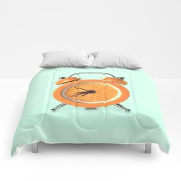 CLOCKWORK ORANGE Comforters