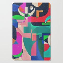 Collage VI Cutting Board