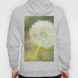 Dandelion Wishes Yellow Hoody
