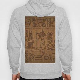 Egyptian Hieroglyphic Art Hoody