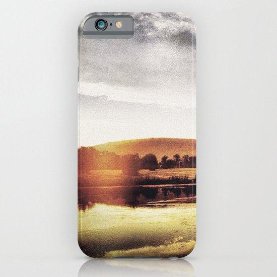 Pond iPhone & iPod Case