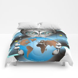 Mr. Gray Comforters