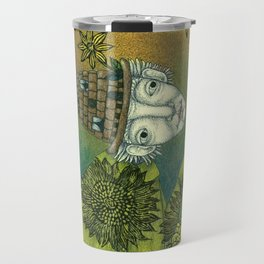 The Beekeeper Travel Mug