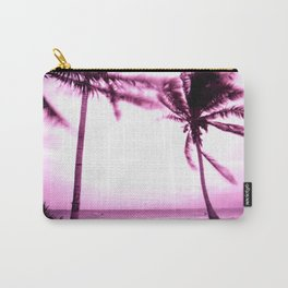 Stormy Palm Carry-All Pouch