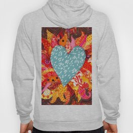 Love Over Fire Hoody